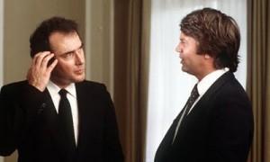 Harold Pinter and Melvyn Bragg